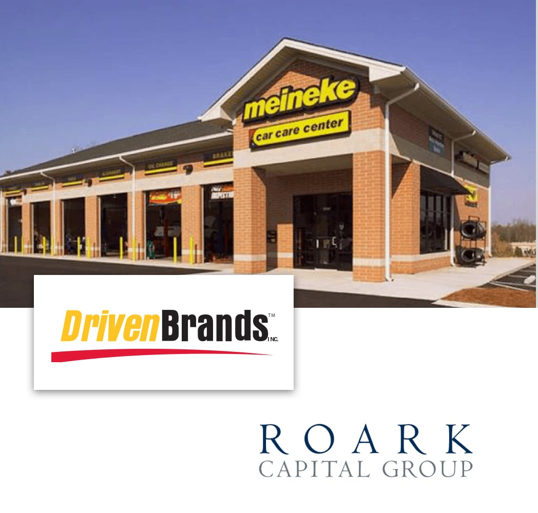 Driven Brands - Roark Capital Group